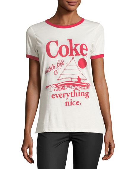 Coke Adds Life Graphic Tee