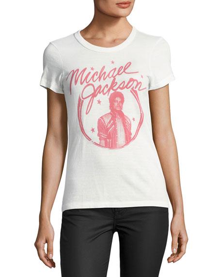 Michael Jackson Graphic Tee