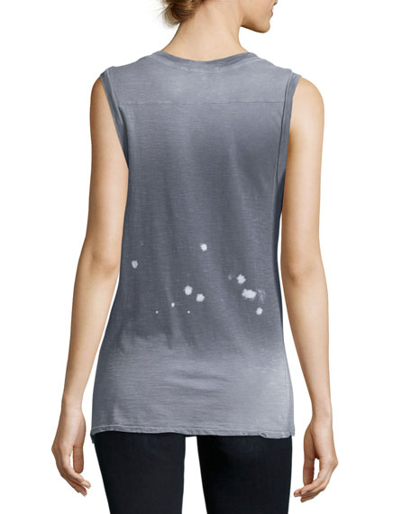 Star Wars Graphic Muscle Tank