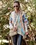 Peppa Printed Silk Georgette Top