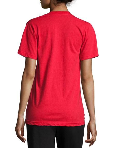 Make America New York Cotton T-Shirt