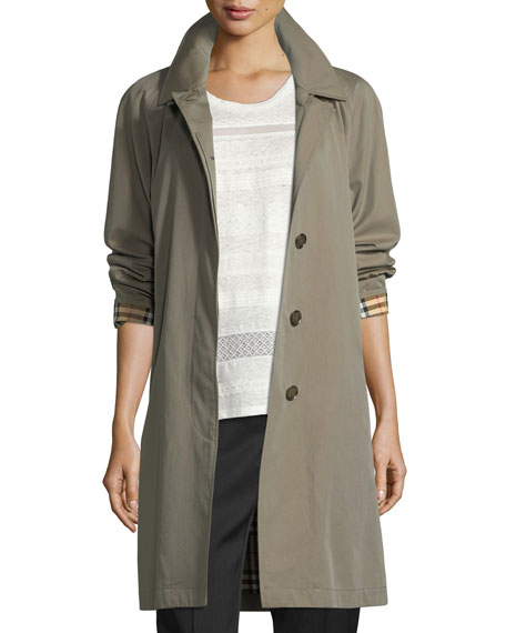 Burberry Camden Heritage Car Coat