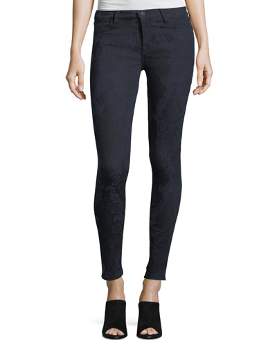 620 Mid-Rise Super Skinny Jeans