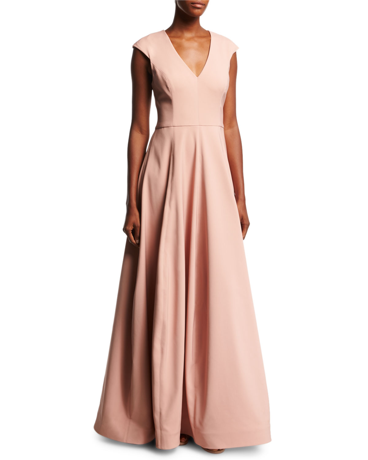 Blush gown neiman marcus quick look ombrellifo Image collections