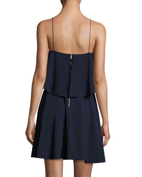 Kipp Layered Ruffle Short Dress