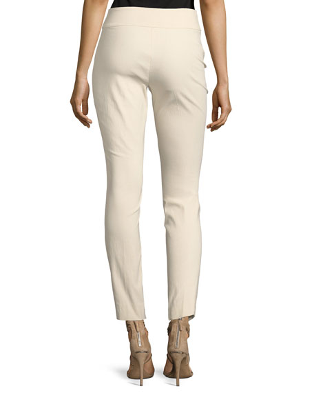 Slim Wonderstretch Pull-On Pants