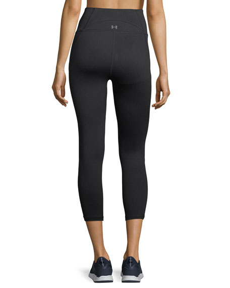 Mirror High-Rise Crop Performance Leggings