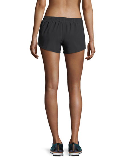 Accelerate Split Running Shorts