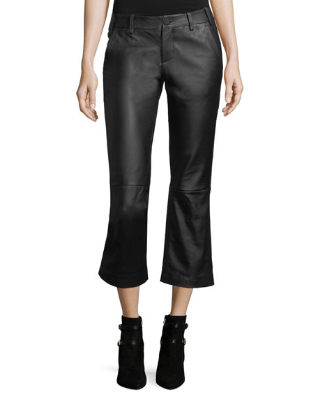 Posh Cure Deluxe Leather Pants