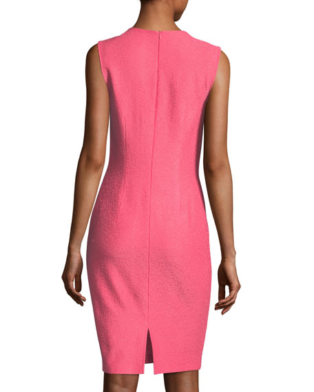 Hannah Clair Knit Sheath Dress