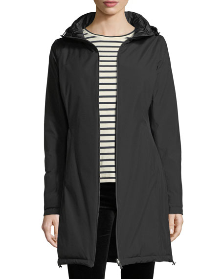 Hooded Reversible Gore-Tex® Parka Coat