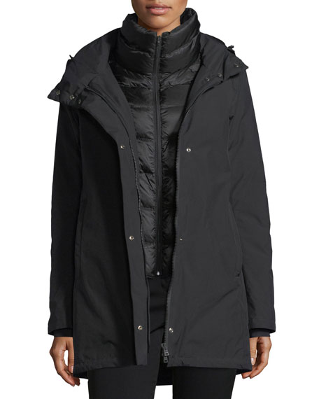 2-Ply Gore-Tex® Quilted Puffer Jacket