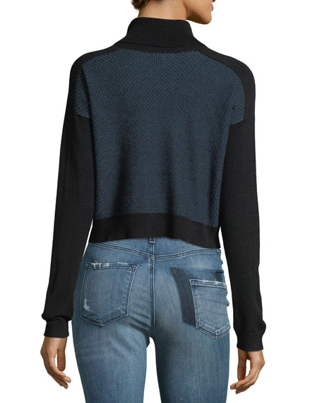 Trish Crop Sweater