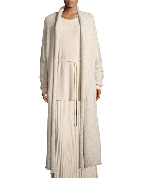 Elizabeth and James Alden Rolled-Collar Dolman-Sleeve Duster