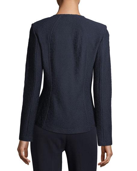 Hannah Knit Suiting Jacket