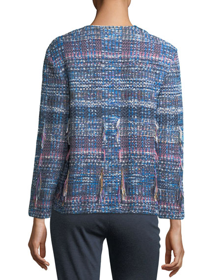 Fil Coupe Knit Jacket