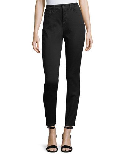Amy Stretch-Denim Skinny Jeans