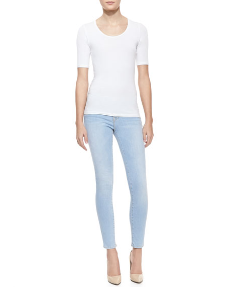 Le Skinny de Jeanne Jeans, Medium Blue