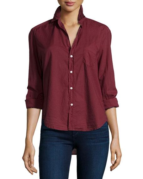 Frank & Eileen Eileen Button-Front Shirt, Vamp