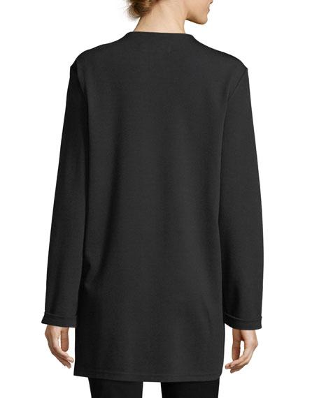 Knit Topper Jacket