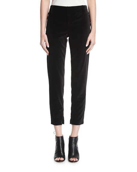 Alice + Olivia Stacey Slim Ankles Pants and