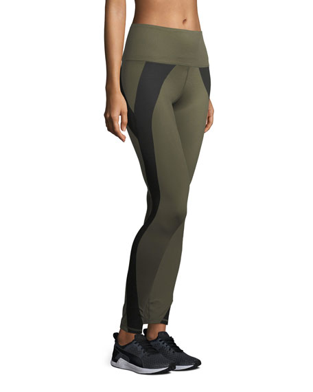 Active Training Powershape Compression Tights
