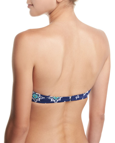 Florence Bustier Swim Top