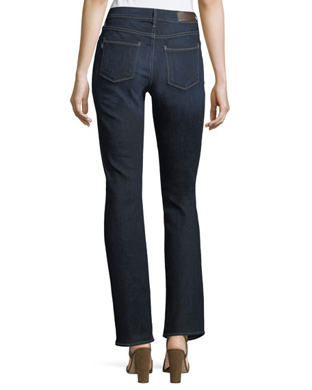 Bombshell Straight-Leg Jeans