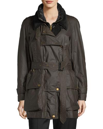Calverhall 3-in-1 Waxed Jacket