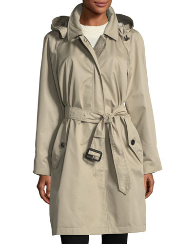 Kibworth Hooded Rain Car Coat