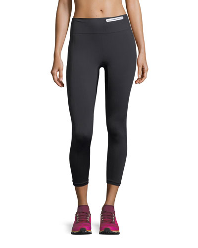 Threadborne™ Seamless Crop Leggings