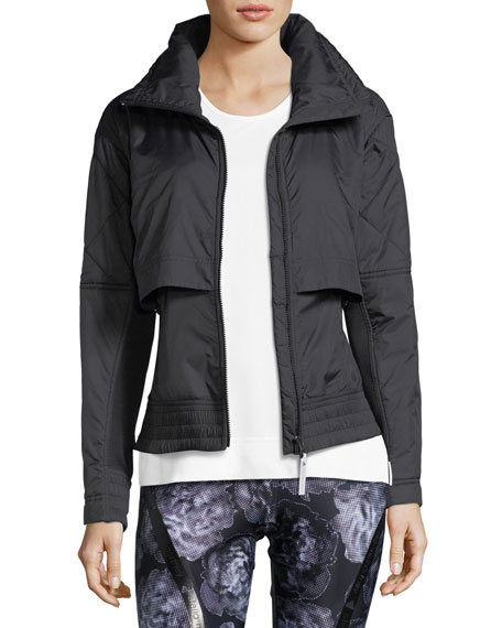 adidas by Stella McCartney Essential Slim Performance Jacket