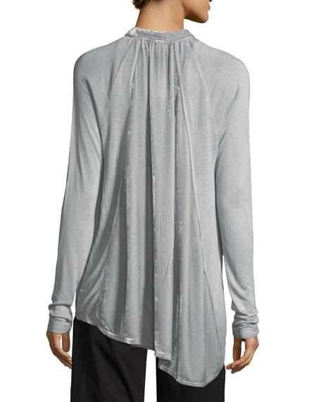 Idunn Long-Sleeve Jersey Top