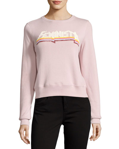 Kassidy Feminista Long-Sleeve Sweatshirt