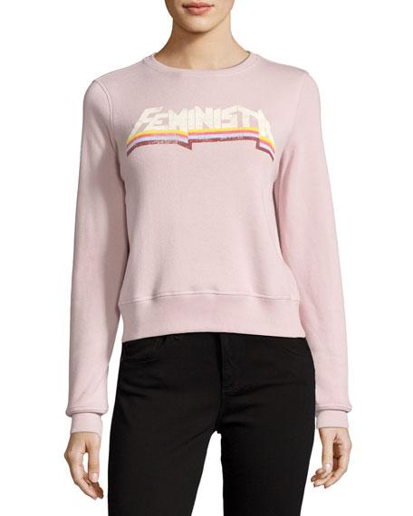 Kassidy Feminista Long-Sleeve Sweatshirt