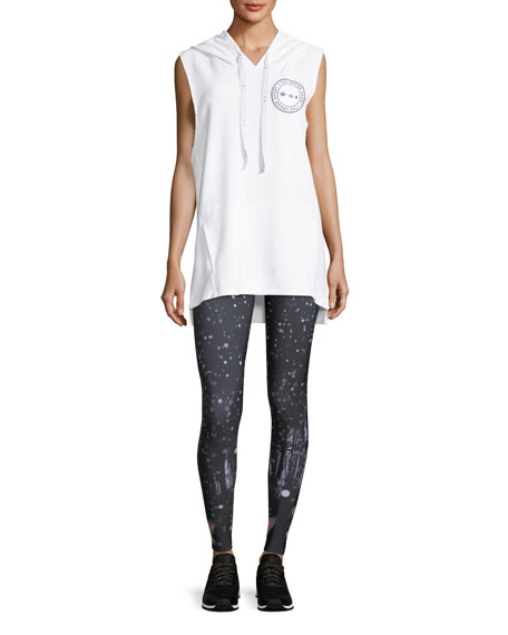 High-Rise Firefly Graphic Performance Leggings