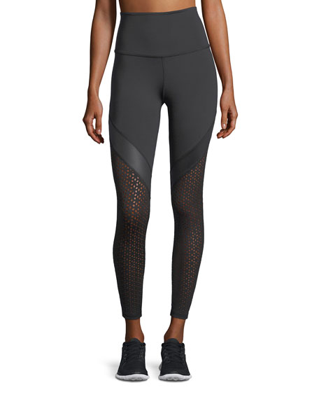 Beyond Yoga Perfect Angles High-Waist Midi Performance Leggings