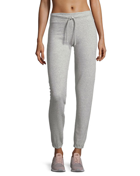 Everyday Drawstring Cotton Jogger Sweatpants