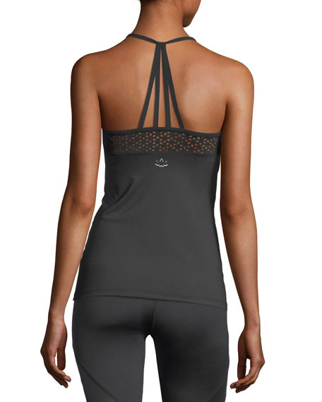 Perfect Angles Strappy Tank Top