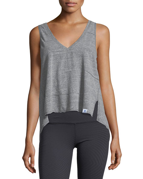 Pacific Pintuck Asymmetric Performance Tank