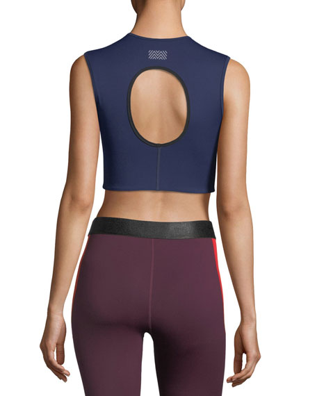 Athlete Performance Crop Top
