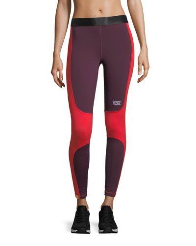 Sprinter Colorblocked Performance Leggings