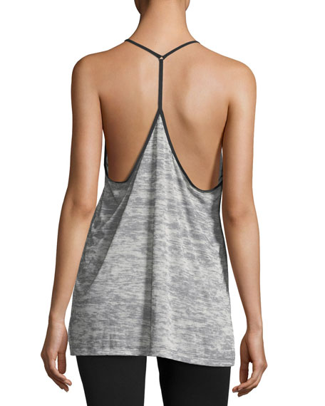 Breathe T-Back Loose Training Performance Tank