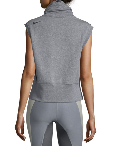 Dry Versa Funnel-Neck Athletic Vest