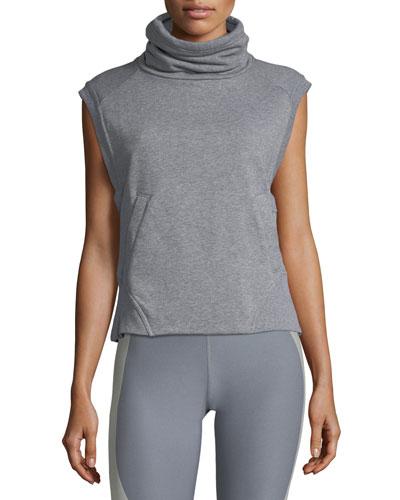 Dry Versa Funnel-Neck Athletic Vest