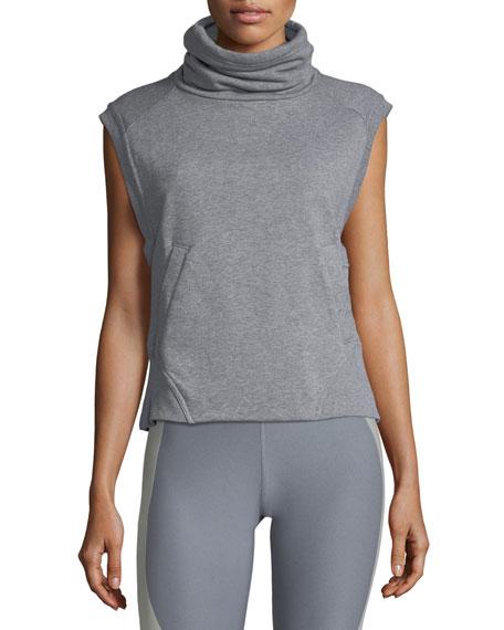 Nike Dry Versa Funnel-Neck Athletic Vest