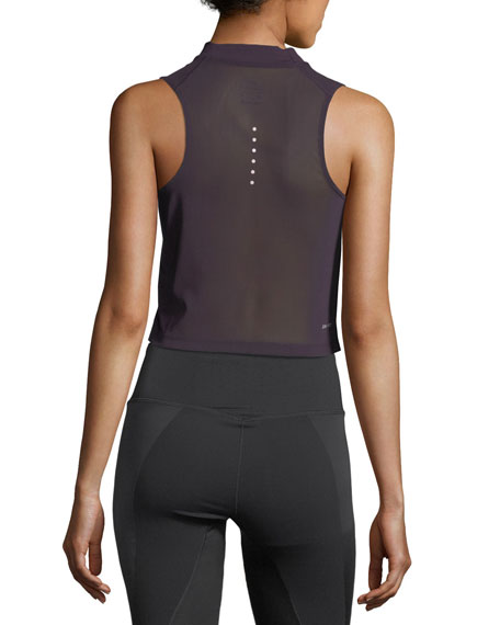 Epic Lux Cropped Performance Tank