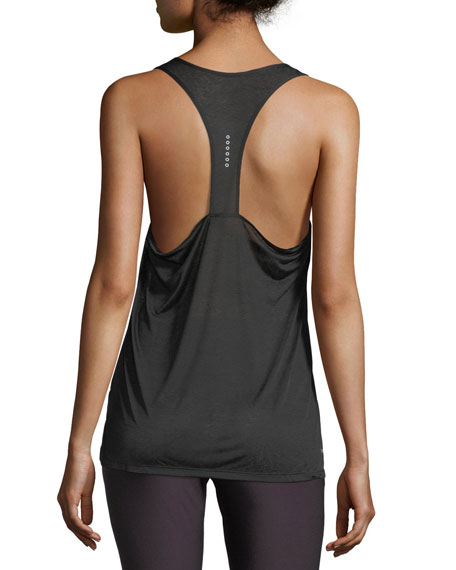 Breeze Cool T-Back Running Tank Top
