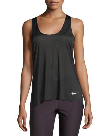 Nike Breeze Cool T-Back Running Tank Top