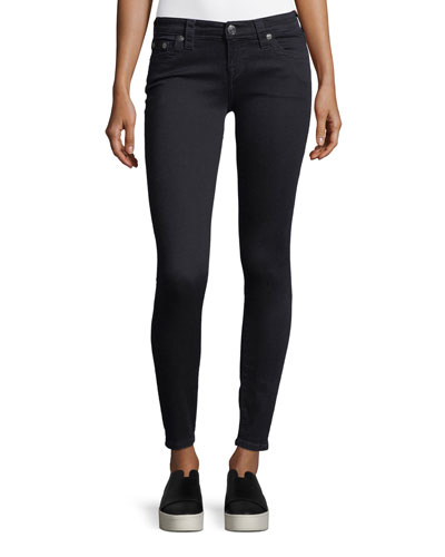 Casey Low-Rise Super Skinny Jeans